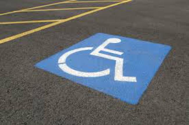 Estacionar donde no puede