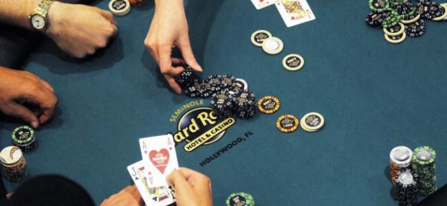 Poker de alto vuelo