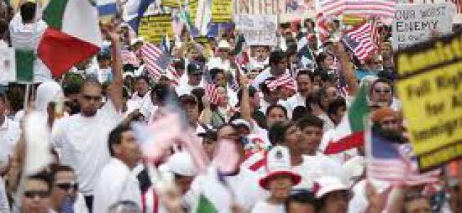 Inmigracion: pecados y pecadores