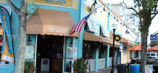 Mulligan's Beach Bar- Stuart