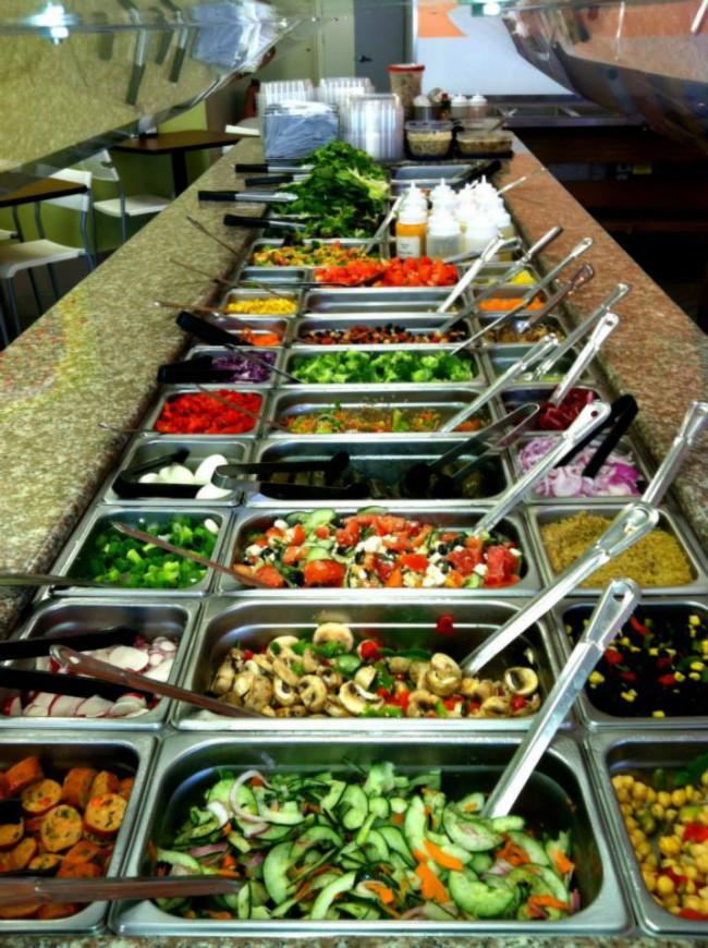 The Salad Spot- Boca Raton