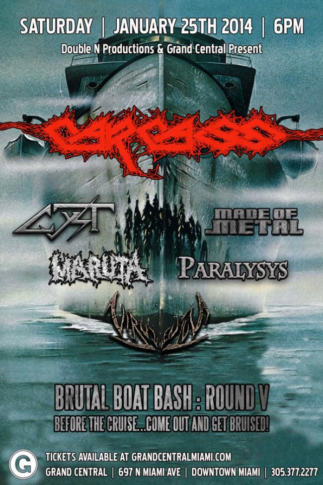 Brutal Boat Bash