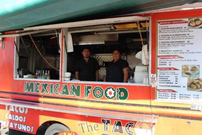 Taco Truck- Stuart