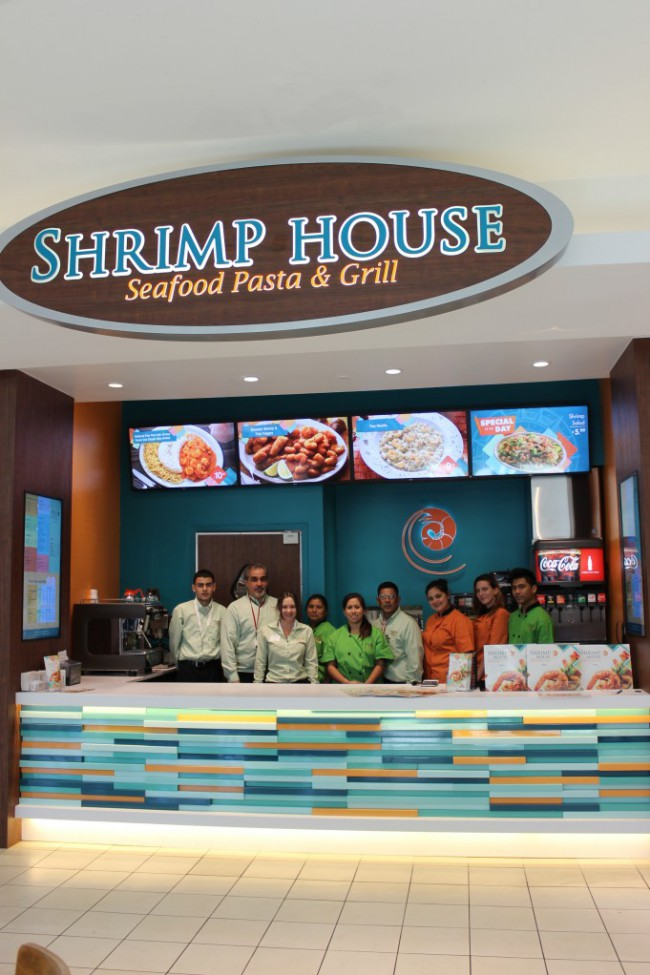 Shrimp House- Pompano