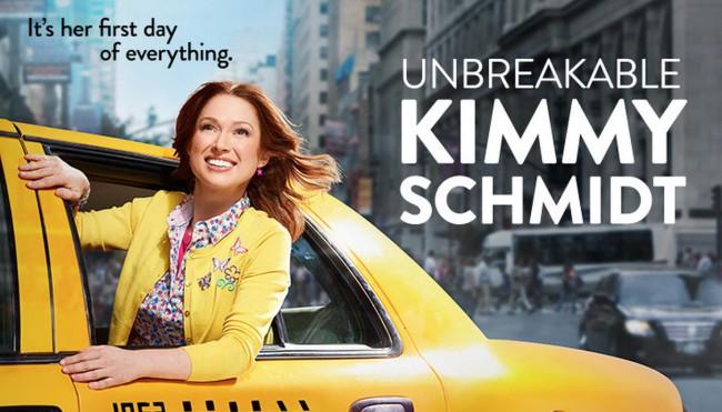 Unbreakable Kimmy Schmidt-Netflix