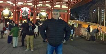 Japon: un latino en el sol nasciente