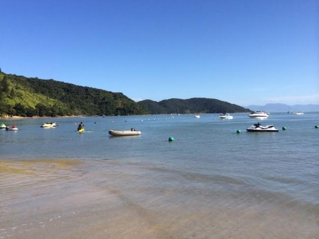 Brasil: un pequeno paraíso