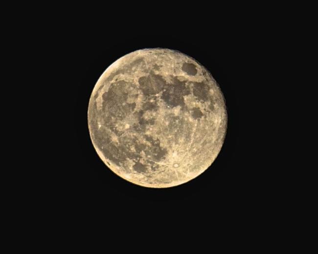 La Luna de sangre 27/9/2015