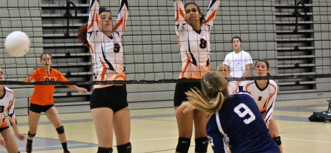 Comienza Volleyball de escuelas secundarias