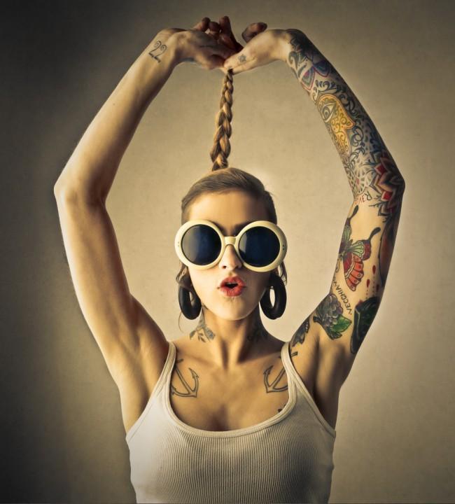 Cuando tatuar es curar…