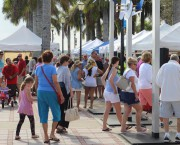 Paseo en Fort Pierce Market