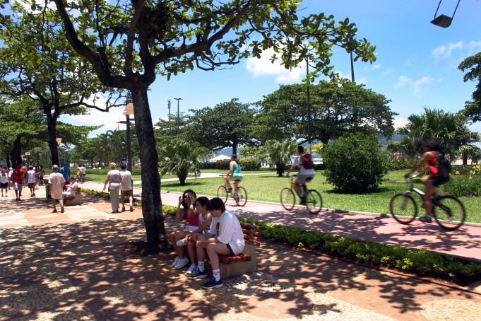 Las ciclovias alrededor de la ciudad